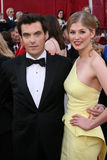 Joe Wright,Rosamund Pike Stock Images