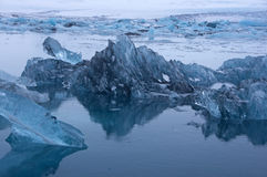 Joekulsarlon, Ισλανδία Στοκ εικόνα με δικαίωμα ελεύθερης χρήσης