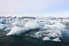 joekulsarlon Исландии Стоковые Фотографии RF