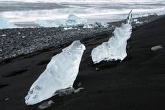 Joekulsarlon, Исландия Стоковые Фотографии RF