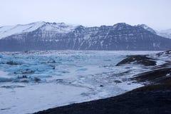Joekulsarlon, Исландия Стоковая Фотография RF