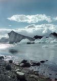 Joekulsarlon en Islandia 2 fotos de archivo