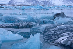 Joekulsarlon, Iceland Stock Photography