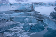 Joekulsarlon, IJsland Royalty-vrije Stock Afbeeldingen