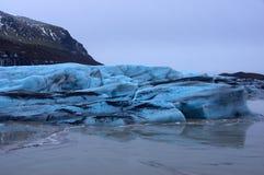 Joekulsarlon, IJsland Royalty-vrije Stock Foto
