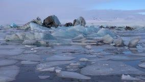 Joekulsarlon, Islanda, Europa archivi video