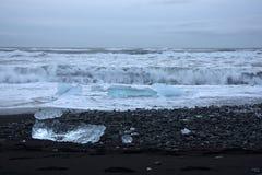 Joekulsarlon, Islandia Foto de archivo libre de regalías