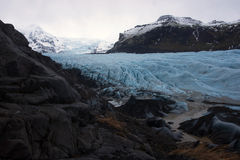 Joekulsarlon, Islandia Fotografía de archivo libre de regalías