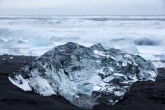 Joekulsarlon (Jökulsà ¡ rlà ³ ν), Ισλανδία Στοκ εικόνα με δικαίωμα ελεύθερης χρήσης