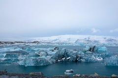 Joekulsarlon (Jökulsárlón), Iceland Royalty Free Stock Photography