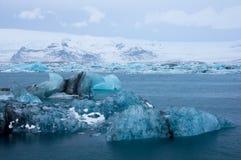 Joekulsarlon ³ n), Island (för Jökulsà ¡ rlà Fotografering för Bildbyråer