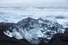 Joekulsarlon (³ n) rlà ¡ JökulsÃ, Исландия Стоковое Изображение RF