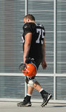 Joel Bitonio #75 OL Cleveland Browns Stock Photo