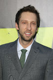 Joel David Moore arrives at the. LOS ANGELES - JUN 25:  Joel David Moore arrives at the Savages Premiere at Village Theater on June 25, 2012 in Westwood, CA Royalty Free Stock Images