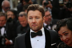 Joel Edgerton. Attends the screening of 'Loving' at the annual 69th Cannes Film Festival at Palais des Festivals on May 16, 2016 in Cannes, France Royalty Free Stock Photography