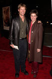 Joel Gretsch. Actor JOEL GRETSCH & wife at the Los Angeles premiere of Cast Away. 07DEC2000.   Paul Smith / Featureflash Stock Photo