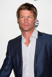 Joel Gretsch. LOS ANGELES - JAN 10:  Joel Gretsch arrives at the Disney ABC Television Group's TCA Winter 2011 Press Tour Party at Langham Huntington Hotel on Royalty Free Stock Photo
