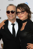 Joel Grey,Jennifer Grey Royalty Free Stock Photos