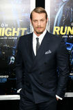 Joel Kinnaman. NEW YORK-MAR 9: Actor Joel Kinnaman attends the premiere of Run All Night at AMC Loews Lincoln Square on March 9, 2015 in New York City Stock Photography