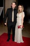 Joel Madden, Nicole Richie imagens de stock