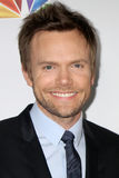 Joel McHale. LOS ANGELES - AUG 1:  Joel McHale arriving at the NBC TCA Summer 2011 All Star Party at SLS Hotel on August 1, 2011 in Los Angeles, CA Stock Image