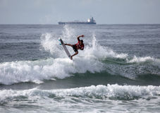 Joel Parkinson - Merewether Beach Royalty Free Stock Images