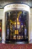 Joel Robuchon restauracja Zdjęcia Royalty Free