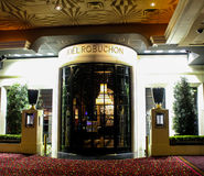Joel Robuchon Restaurant, Las Vegas, nanovolt Photo stock