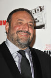 Joel Silver. At the 2011 American Cinematheque Gala where actor Robert Downey Jr. was honored with the 25th Annual American Cinematheque Award at the Beverly Royalty Free Stock Photo