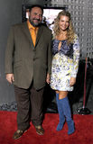 Joel Silver. At the Los Angeles Premiere of `RockNRolla` held at the Arclight Theater in Los Angeles, California, United States on October 6, 2008 Royalty Free Stock Photography