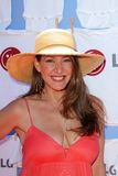 Joely Fisher no dia do LG do bom divertimento limpo, mansão de Asconia, Beverly Hills, CA 06-23-12 Fotografia de Stock