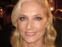 Joely Richardson. At the premiere of a movie in london during the london film festival 2011 Stock Photo