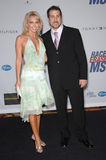 Joey Fatone, Kym Johnson Stock Images