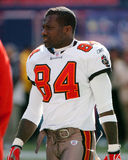 Joey Galloway, Tampa Bay Buccaneers lizenzfreie stockbilder