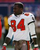 Joey Galloway, Tampa Bay-Zeerovers Stock Foto
