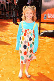 Joey King. At the World Premiere of Dr. Seuss' Horton Hears a Who!. Mann Village, Westwood, CA. 03-08-08 Royalty Free Stock Images