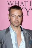 Joey Lawrence kommt in Victoria's Secret an, was reizvoll ist? Party Stockfotografie