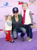 Joey Lawrence. At the Los Angeles premiere of `Sofia the First: Once Upon a Princess` held at the Disney Studios in Los Angeles, United States on November 10 Stock Photos