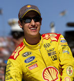 Joey Logano NASCAR Sprint Cup Driver Daytona 500 Royalty Free Stock Image