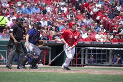 Joey Votto Images libres de droits