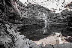 Joffre Gorge Royaltyfri Bild