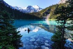Joffre Lake Stockfotos