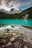 Joffre Lakes Dream Royalty Free Stock Photography