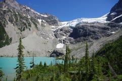 Joffre Lakes Provincial Park Stock Image