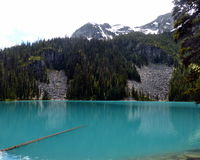 Jofre Lakes Fotografie Stock