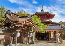 Jofuku-dans le temple dans Koyasan (Mt Koya) Wakayama Images libres de droits