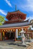 Jofuku-in Temple in Koyasan (Mt. Koya) Wakayama Royalty Free Stock Image