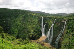 Jog falls Stock Photos