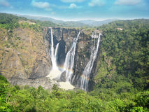 Jog water falls at shimoga, karnataka Stock Images