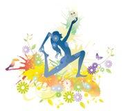 joga ilustracji